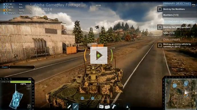 armored warfare how to get missiles